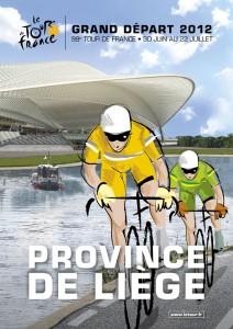 Tour de France 2012 - Province de Liège