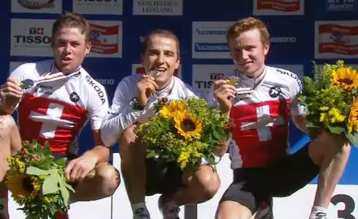 podium-championnat-du-monde-vtt-hommes-elite-2012