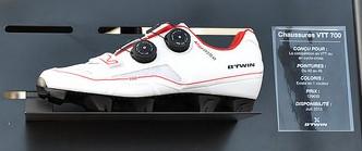 Btwin chaussure VTT haut de gamme