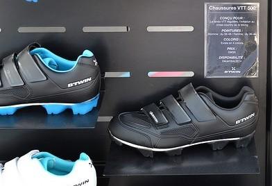 bwtin chaussures VTT