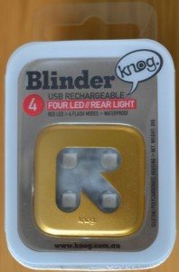 Knog Blinder 4