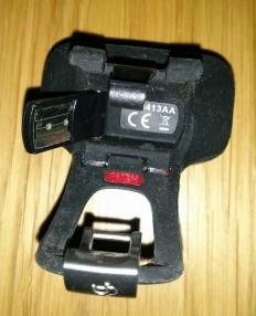 Knog Road 2 prise USB sortie