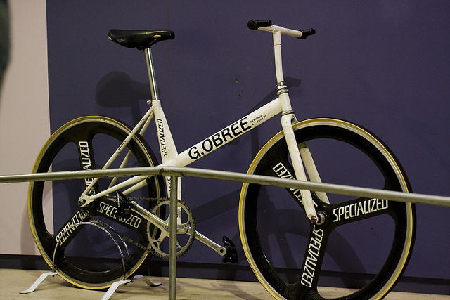 Vélo Graham Obree