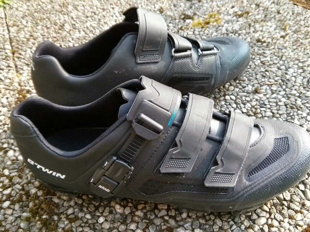 Chaussures B'Twin MTB 520