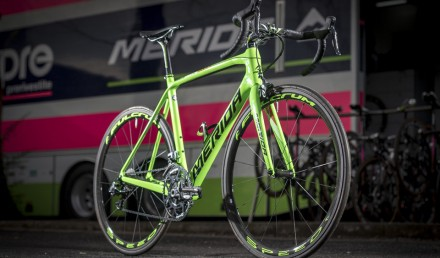Merida Scultura Green Team Editions